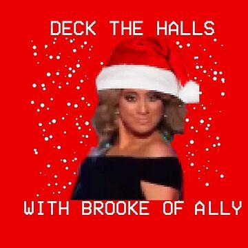 Brooke of Ally by kasuallykruel