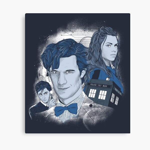 Doctor´s Universe Canvas Print