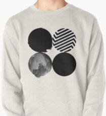 BTS Wings Album - Schlaf Sweatshirt