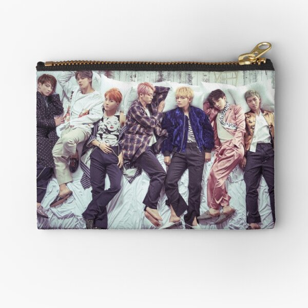 BTS Wings Album - Sleep Zipper Pouch