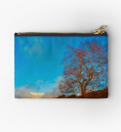 Solitary tree Studio Pouch