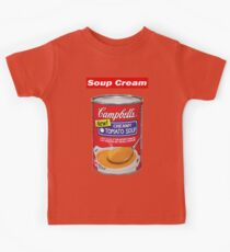 "Supreme ""Soup Cream"" Kids Clothes"