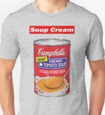 "Supreme ""Soup Cream"" T-Shirt"