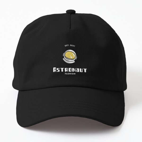 Astronaut Fashion T-shirt Dad Hat
