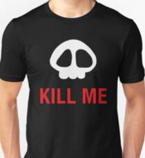 Skull Of Anime Can Kill Me T-Shirt