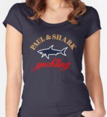 Paul & Shark Women's Fitted Scoop T-Shirt