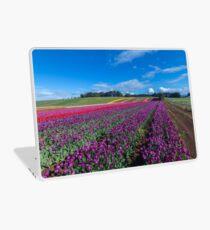 Tulip Fields Laptop Skin