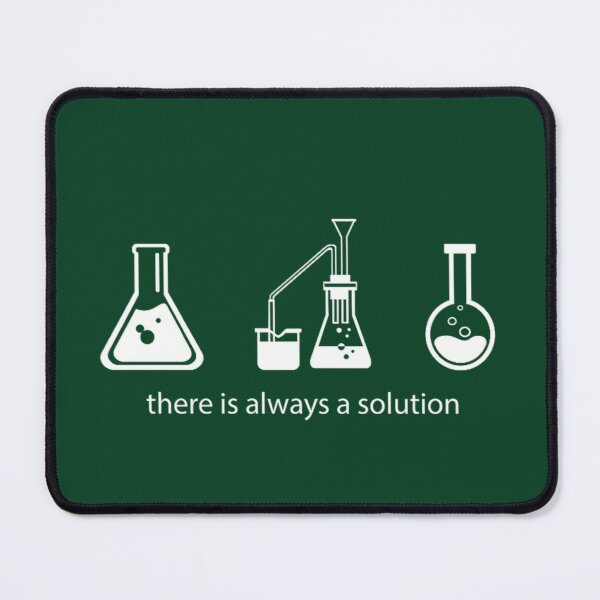 There Is Always A Solution Mouse Pad