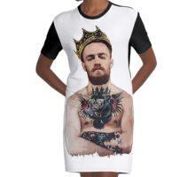 conor mcgregor Graphic T-Shirt Dress