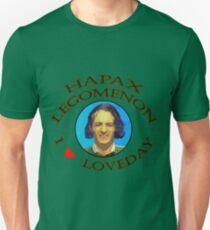 UC Heroes - Hapax legomenon #2 Unisex T-Shirt