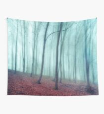 No Noize - Silent Forest Wall Tapestry