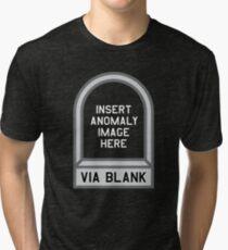 Via Blank Tri-blend T-Shirt