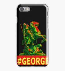Hashtag George iPhone Case/Skin