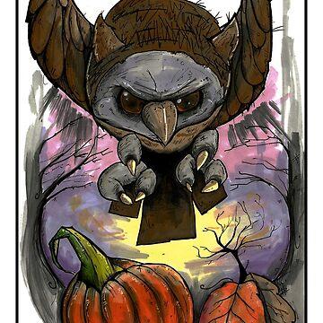 Autumn Avenger by bigsmellydog