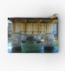 The Bridge, Cutagee Studio Pouch