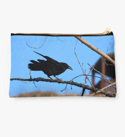 Ruffled Feathers Studio Pouch