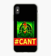 Hashtag Cant iPhone Case