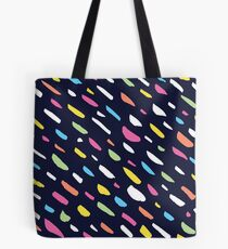 Confetti pattern Tote Bag