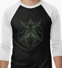 Metal Fairy Men's Baseball ¾ T-Shirt