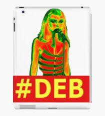 Hashtag Deb iPad Case/Skin