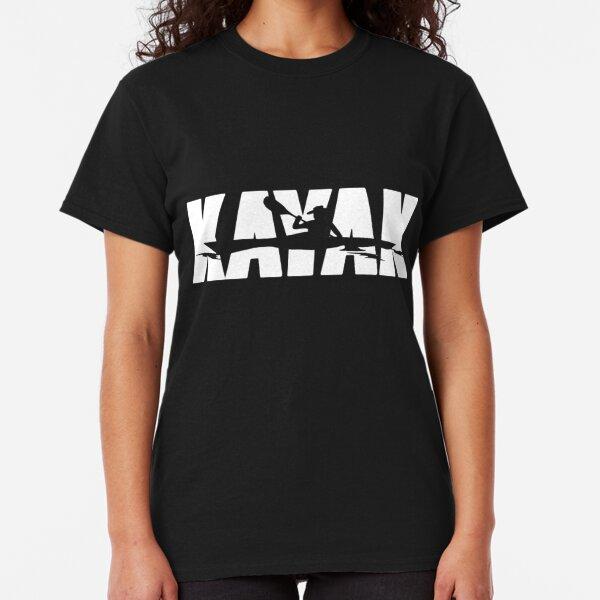 Kayak - Big bold and eye catching Classic T-Shirt