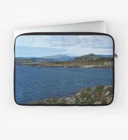 At Craignish Point Laptop Sleeve