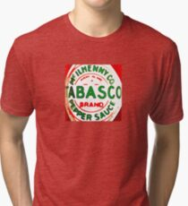 Tabasco Tri-blend T-Shirt