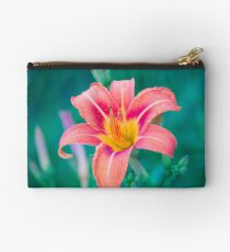 Flower at the end of the driveway Studio Pouch