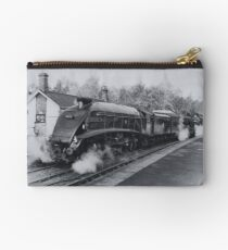 No 60007  Sir Nigel Gresley at Grosmont. Studio Pouch