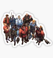 Team Fortress 2 TF2 Sticker