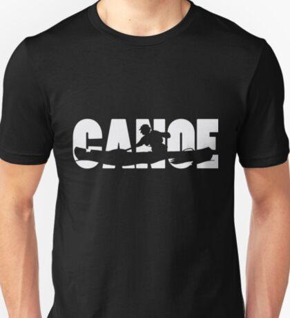 Canoe - Big bold and eye catching T-Shirt