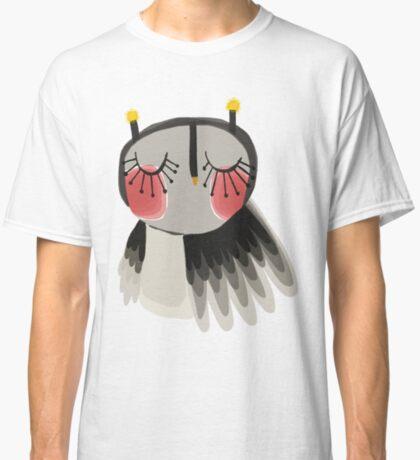 Rosy cheeks owl Classic T-Shirt