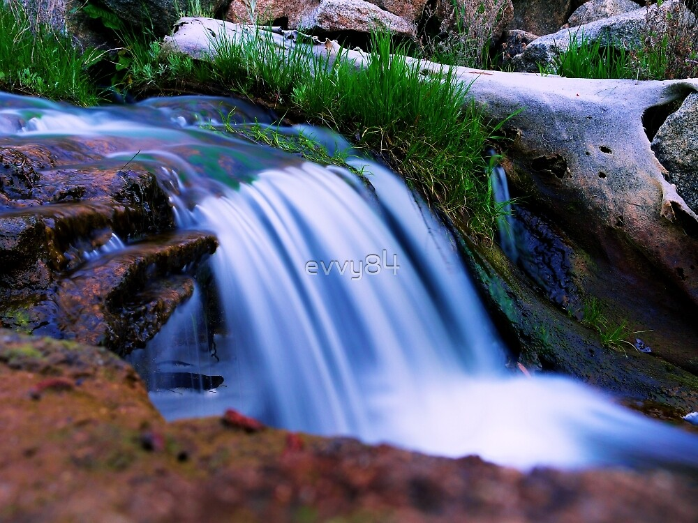 water fall by evvy84