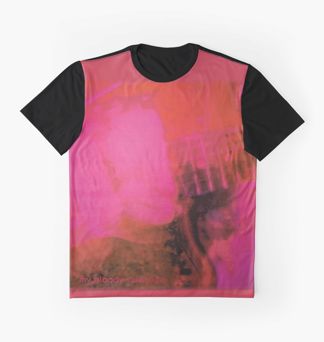 My Bloody Valentine   Loveless (Graphic T Shirt Edition)