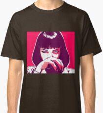 Pulp Fiction - Mia Wallace Classic T-Shirt