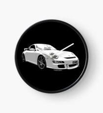 Porsche GT3 Clock