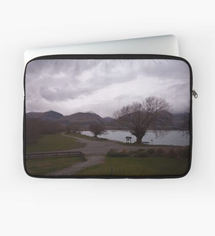 Lake Wakatipu foreshore at Kinloch, NZ Laptop Sleeve