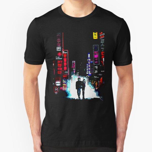 Oldeuboi Slim Fit T-Shirt