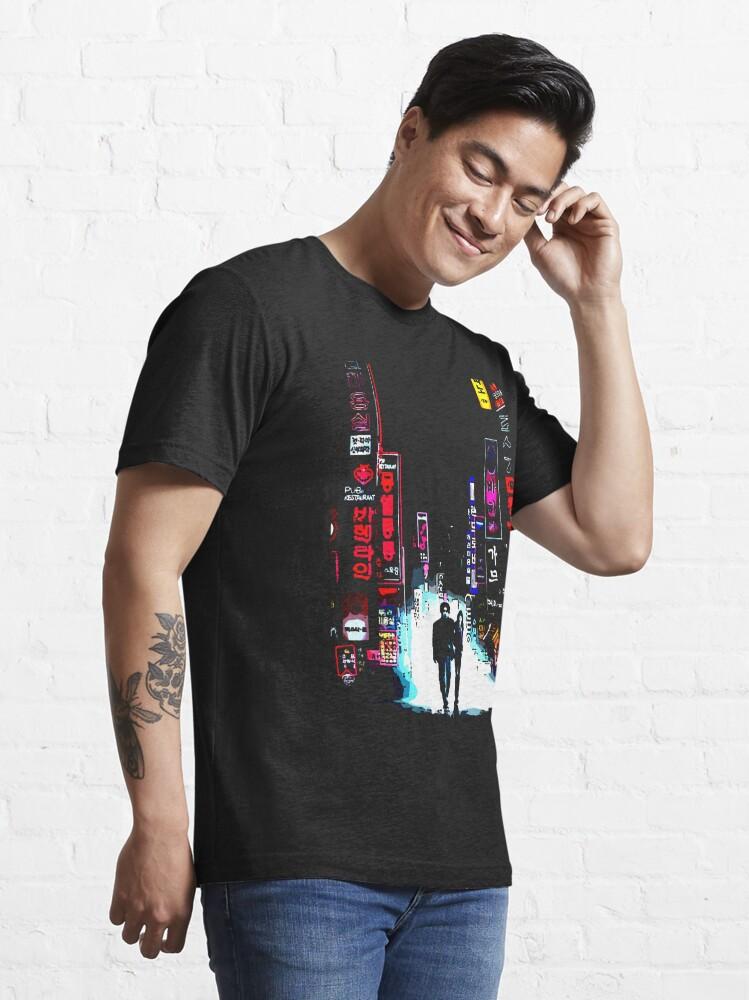 Alternate view of Oldeuboi Essential T-Shirt