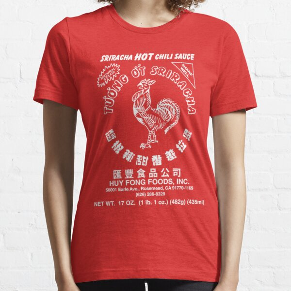Sriracha Hot Chili Sauce Essential T-Shirt