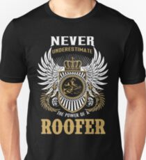 Roofer Unisex T-Shirt