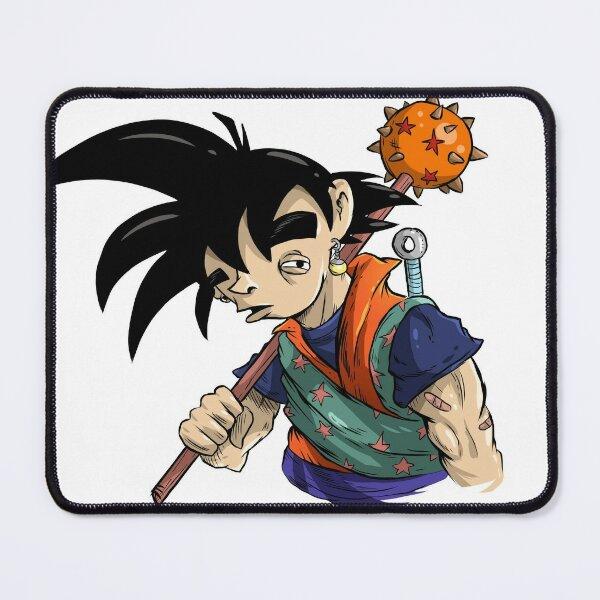 Goku the warrior Mouse Pad