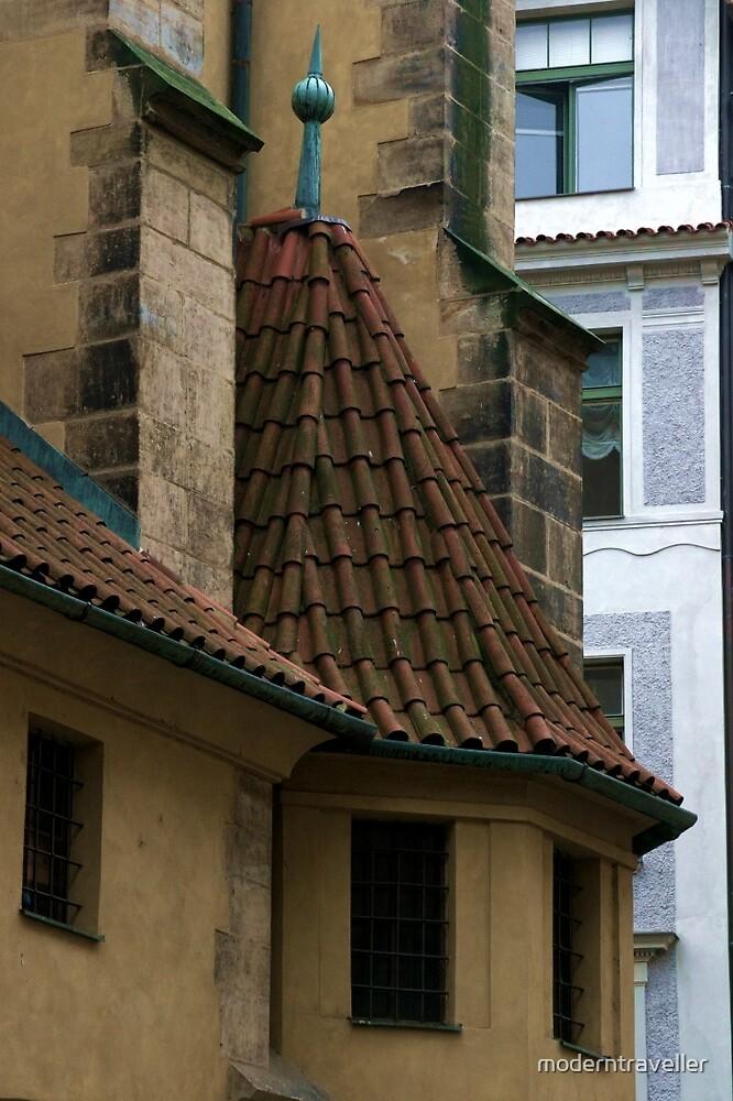 Little roof in Prague by moderntraveller