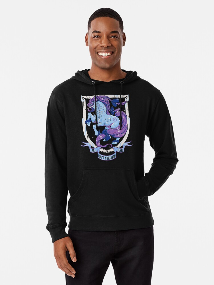 Alternate view of Diamond Monarch Lightweight Hoodie