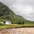 At the foot of Etive More   Glencoe Valley by 29Breizh33