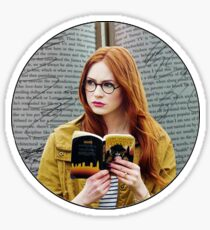 Amelia Pond Sticker