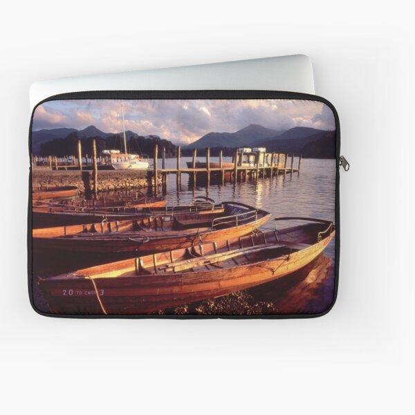 Keswick, Derwentwater - The Lake District Laptop Sleeve