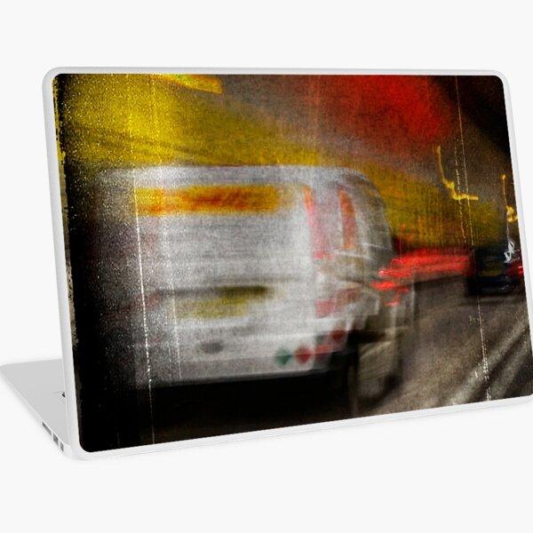 Dartford Tunnel, DHL Van Laptop Skin