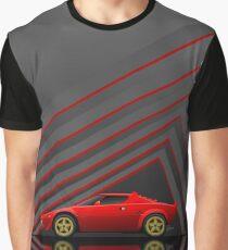 Lancia Stratos Graphic T-Shirt