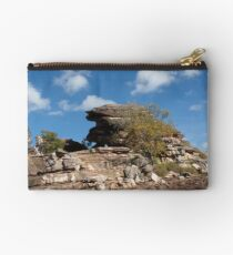Attractive rock formation in the Top End Studio Pouch